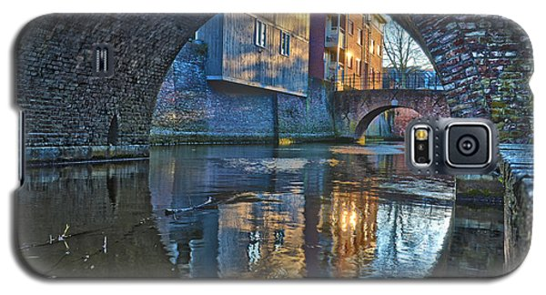 Bridges Across Binnendieze In Den Bosch Galaxy S5 Case