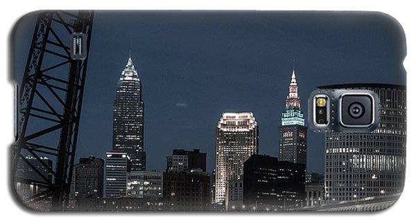 Bridges And Buildings Galaxy S5 Case