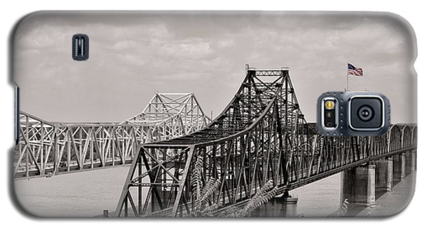 Bridges At Vicksburg Mississippi Galaxy S5 Case