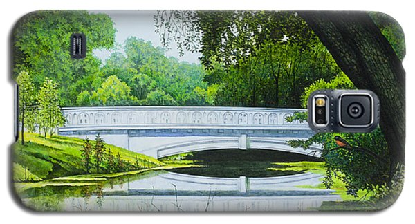 Bridges Of Forest Park IIi Galaxy S5 Case