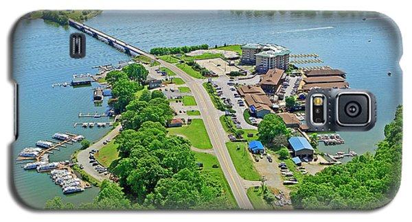 Bridgewater Plaza Aerial Galaxy S5 Case