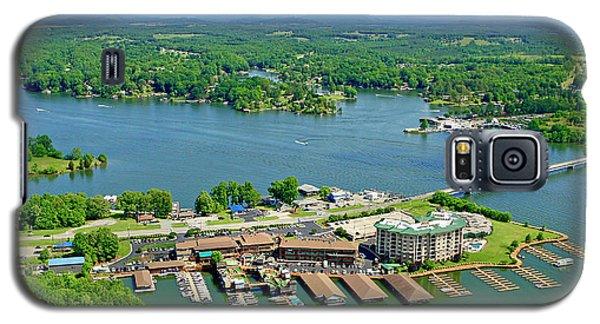 Bridgewater Plaza, Smith Mountain Lake, Virginia Galaxy S5 Case