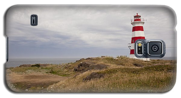 Briers Island Lighthouse Galaxy S5 Case