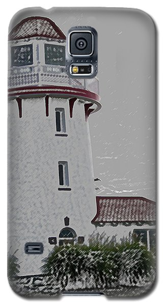 Brigantine Lighthouse Galaxy S5 Case