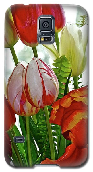 Bright Bouquet Galaxy S5 Case