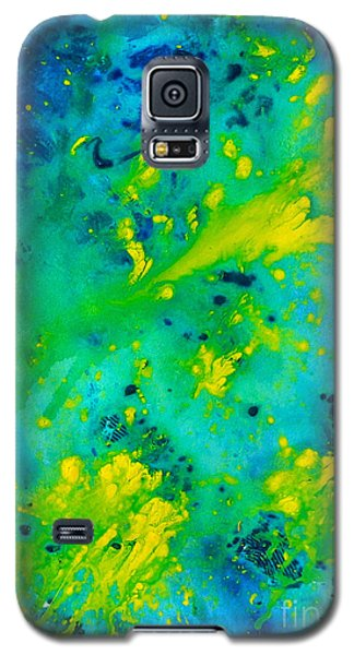 Bright Day In Nature Galaxy S5 Case