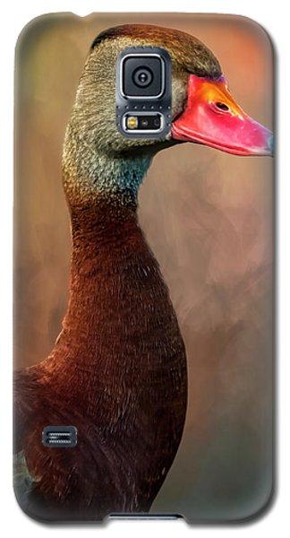 Bright-eyed Galaxy S5 Case