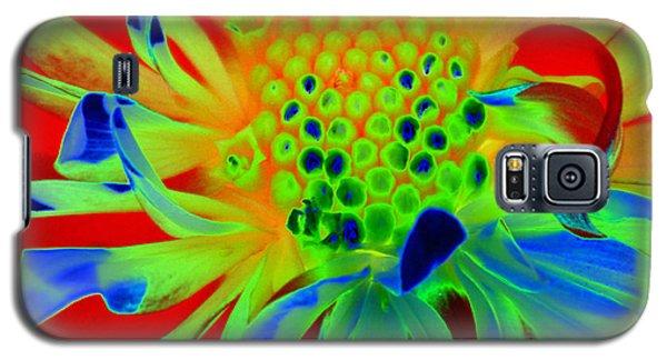 Bright Flower Galaxy S5 Case