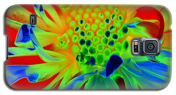 Bright Flower Galaxy S5 Case by Diane E Berry