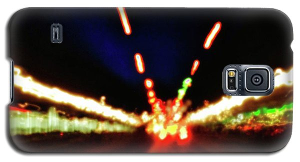 Bright Lights Galaxy S5 Case