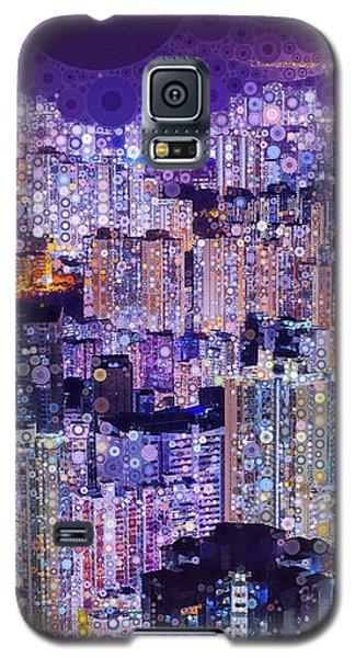 Bright Lights, Big City Galaxy S5 Case