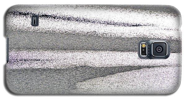 Bright Sun On The Ice  Galaxy S5 Case