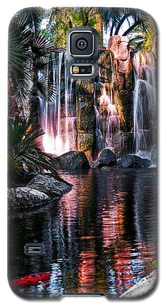 Bright Waterfalls Galaxy S5 Case