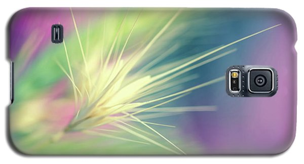 Bright Weed Galaxy S5 Case by Terry Davis
