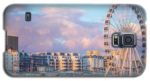 Brighton Ferris Wheel Galaxy S5 Case