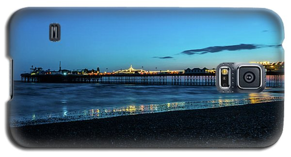 Brighton Pier At Sunset Ix Galaxy S5 Case