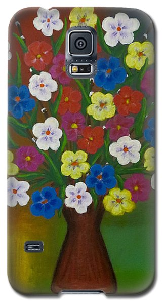 Brilliant Bouquet Galaxy S5 Case