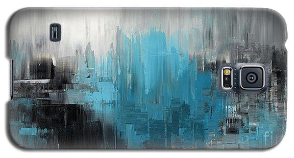 Galaxy S5 Case featuring the painting Brilliant Dreamer by Tatiana Iliina