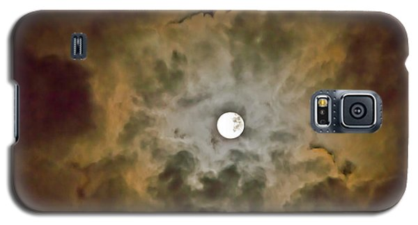 Brilliant Night Sky Galaxy S5 Case