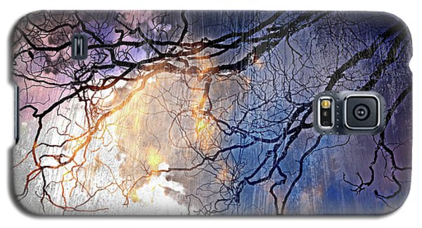 Galaxy S5 Case featuring the photograph Brilliant Rain by Gray  Artus