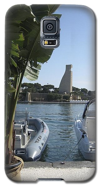 Brindisi By The Sea In May Galaxy S5 Case