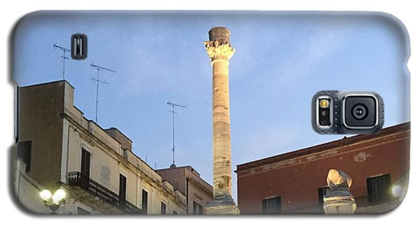 Brindisi Colonne Appian Way 2 Galaxy S5 Case