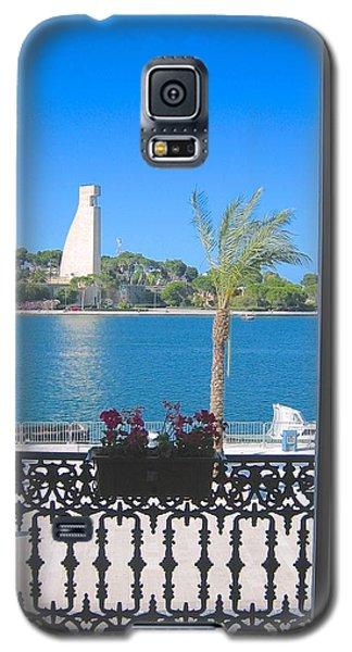 Brindisi Monumento Al Marinaio Galaxy S5 Case