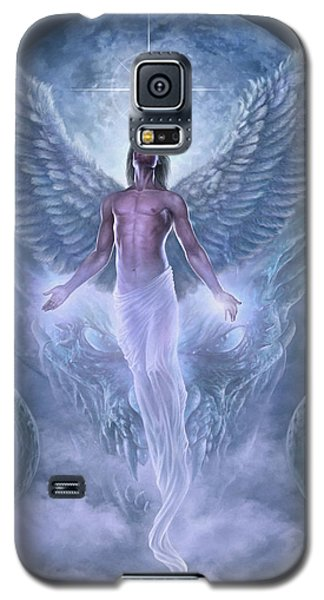Bringer Of Light Galaxy S5 Case