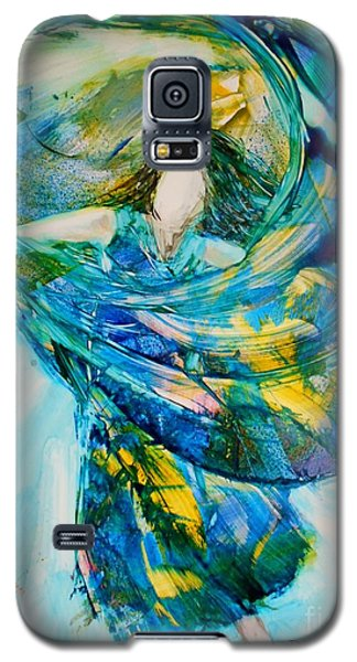 Bringing Heaven To Earth Galaxy S5 Case