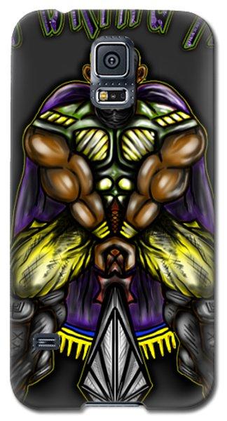Bringing The Sword Galaxy S5 Case