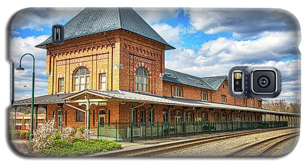 Bristol Train Station Galaxy S5 Case