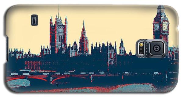 British Parliament Galaxy S5 Case