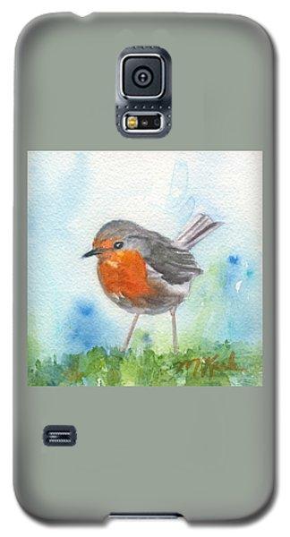 British Robin Galaxy S5 Case