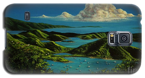 British Virgin Islands Galaxy S5 Case