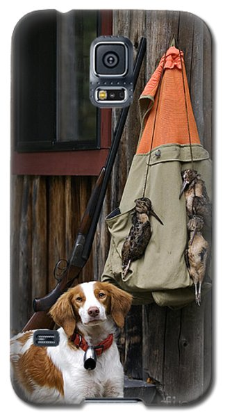 Brittany And Woodcock - D002308 Galaxy S5 Case