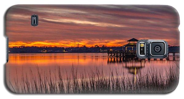 Brittlebank Park Dock Charleston Sc Galaxy S5 Case