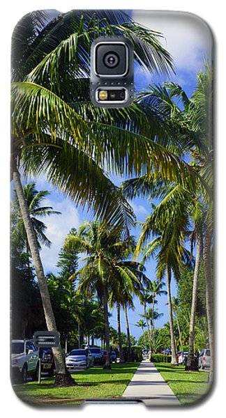 Broad Avenue South, Old Naples Galaxy S5 Case
