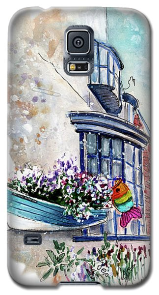 Broadies By The Sea In Staithes Galaxy S5 Case