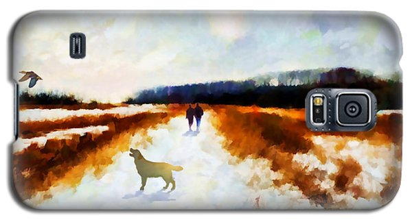 Broadland Walk Galaxy S5 Case