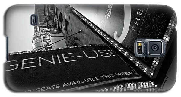 Galaxy S5 Case featuring the photograph Broadway  -27868-bw by John Bald