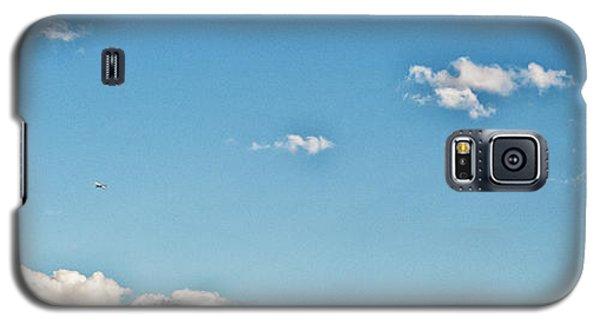 Broadway Bridge Sky 2 Chromatic Galaxy S5 Case
