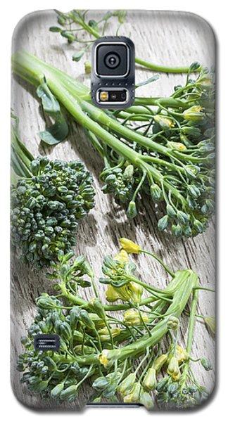 Broccoli Florets Galaxy S5 Case
