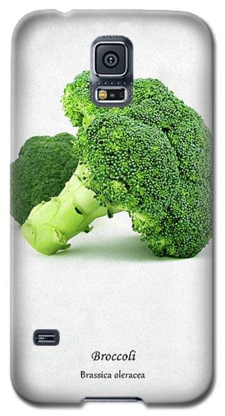 Broccoli Galaxy S5 Case by Mark Rogan