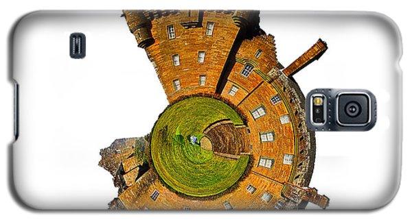 Castle Galaxy S5 Case - Brodick Castle by Smart Aviation