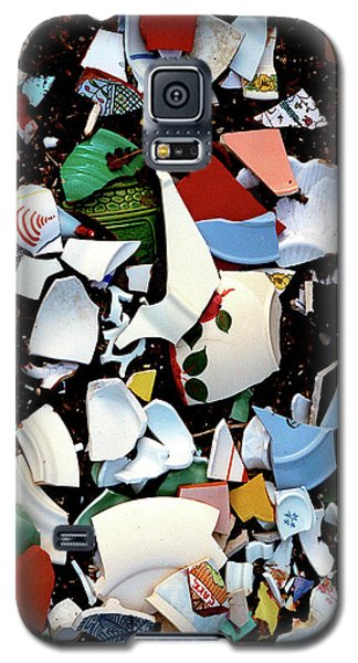 Broken Memories Galaxy S5 Case