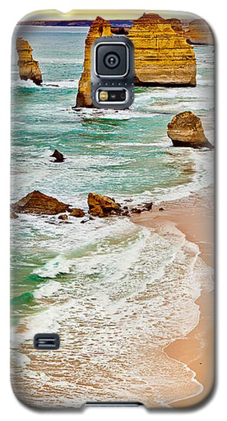 Featured Images Galaxy S5 Case - Broken Relics by Az Jackson