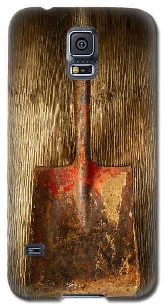 Tools On Wood 2 Galaxy S5 Case