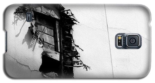 Broken Window Galaxy S5 Case