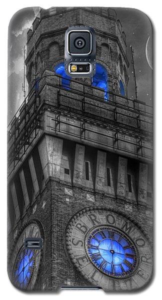 Bromo Seltzer Tower Baltimore - Blue  Galaxy S5 Case