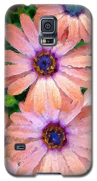 Galaxy S5 Case featuring the photograph Bronze Beauty  by Heidi Smith